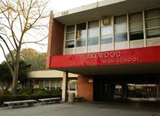 Lakewood High School exterior