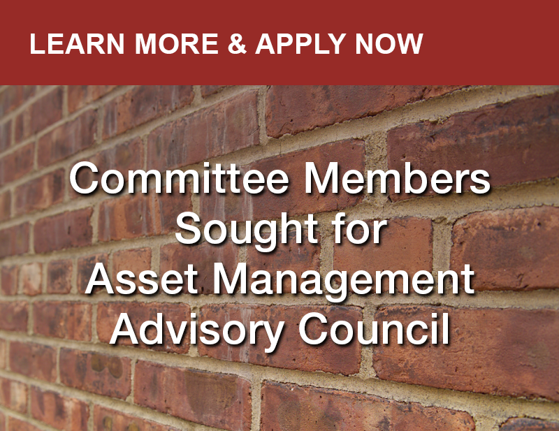 Click here learn more and to apply for advisory committee