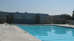 Cabrillo High School pool