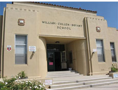William Cullen Bryant elementary school long beach