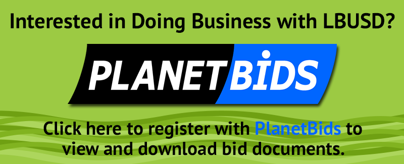 Submit bids via Planet Bids here