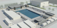 rendering of new Cabrillow swimming pool