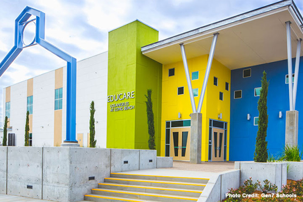 Educare of Los Angeles in Long Beach CA