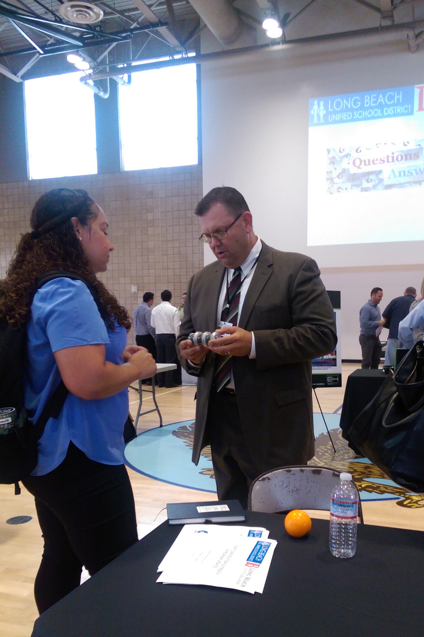 Lbusd Lbcc Host Contractor Fair