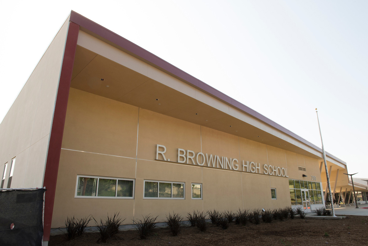 Browning High School